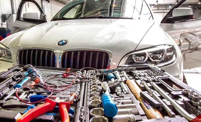 Tổng hợp các bệnh thường gặp trên xe BMW tại Việt Nam