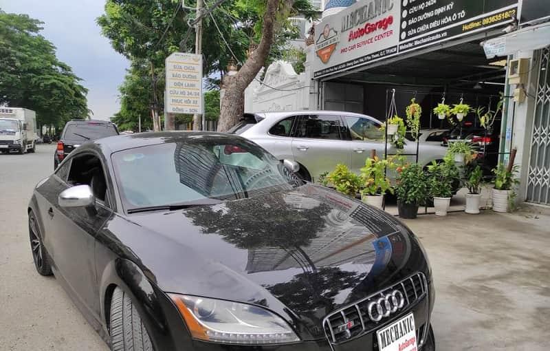 các lỗi thường gặp trên xe Audi