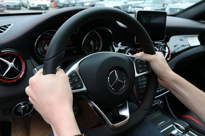 Volang lái bị khó điều khiển khi lái