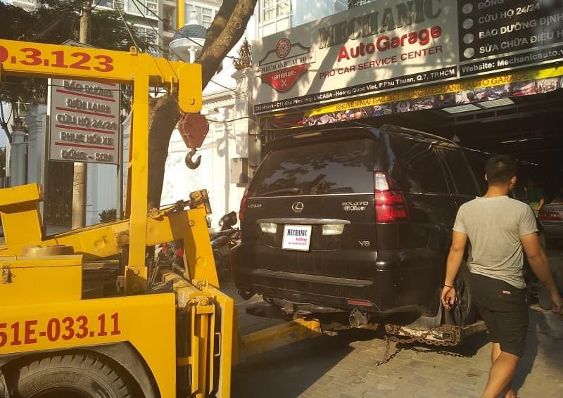 Dịch vụ sửa chữa Lexus chuyên nghiệp tại TPHCM