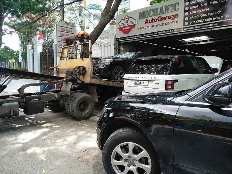 Mechanic Auto - Ga ra sửa chữa ô tô uy tín tại TPHCM