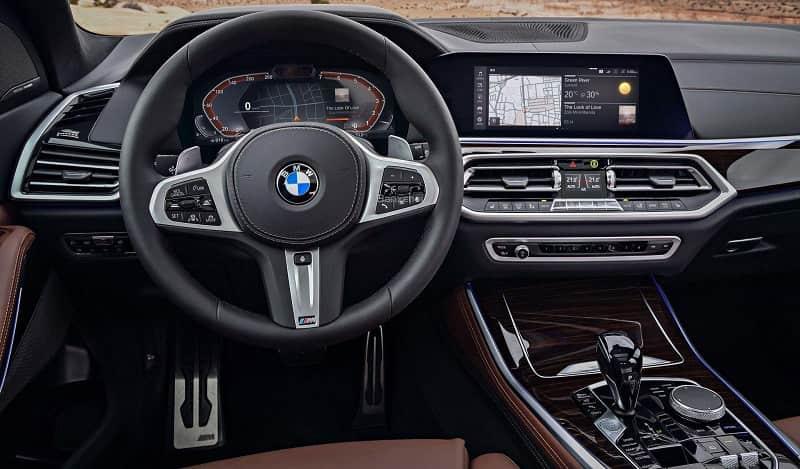 Tìm hiểu các chức năng trước khi vận hành xe ô tô BMW