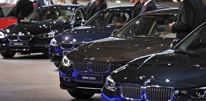Các dòng xe ô tô BMW
