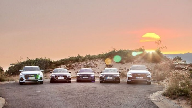 Những dòng xe mới của Audi