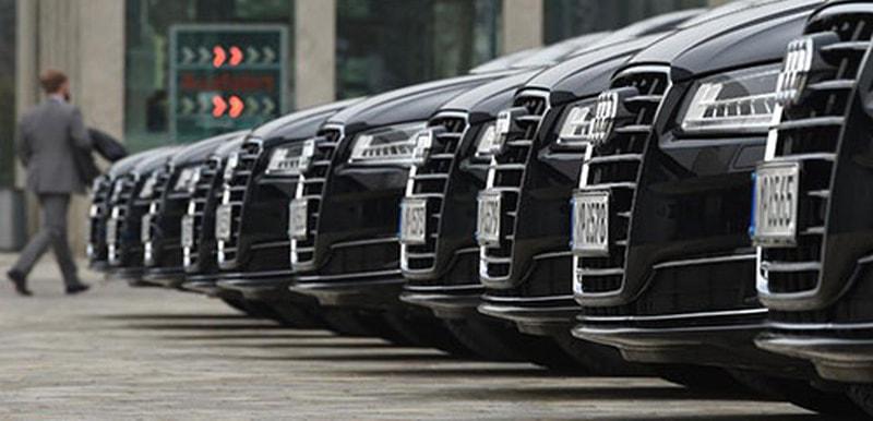 Những dòng xe Audi đã sử dụng
