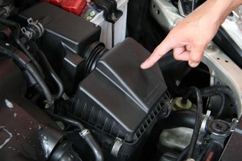 Tự sửa ô tô tại nhà với chi tiết lọc gió